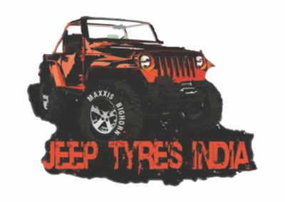 Jeep Tyres India