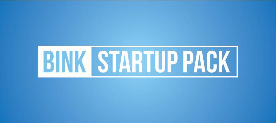 Bink Startup Pack