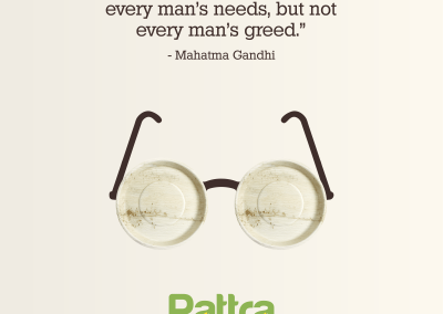 Pattra Gandhi Jayanti Post-min