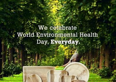 World Envoirment Health Day Post-min